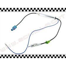 AA05 - Adattatore FAKRA / DIN amplificato per autoradio