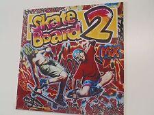 Maxi 45 tours SKATEBOARD 2 MIXBLANCO Y NGRO MX LP-263-R S.G.A.E BARCELONE