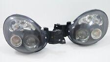 JDM Subaru GDB GG IMPREZA WRx Bug Eye Projector BLACK Headlights Head Lamps OEM