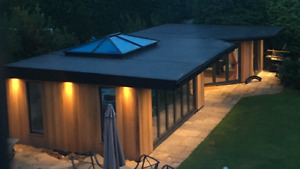 HIGH QUALITY GARDEN ROOMS / BUILDINGS