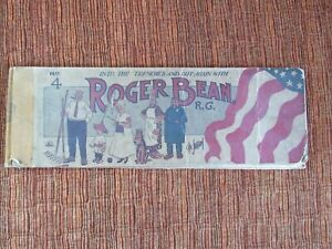 Roger Bean into the Trenches #4 1917 Chic Jackson