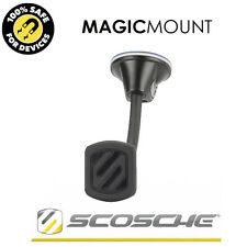 SCOSCHE MAGIC MOUNT MAGNETIC WINDOW MOUNT MOBILE SMART PHONE IPHONE IPOD SAT NAV