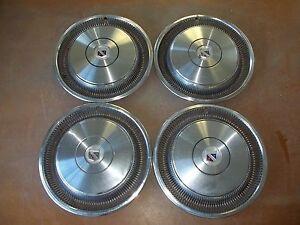 "78 79 Buick Limited Electra Hubcap Rim Wheel Cover Hub Cap 15"" OEM USED 1067B 4"