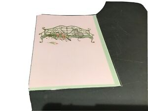 2 x Stunning Sealed Greeting Cards/Notelets New