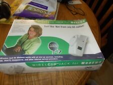 PHONEX BROADBAND WIRELESS JACK FOR MODEMS BRAND NEW IN BOX