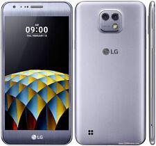Téléphones mobiles argentés LG, sur débloqué d'usine