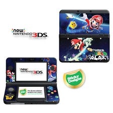 Super Mario Vinyl Skin Sticker for NEW Nintendo 3DS (with C Stick)