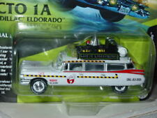Johnny White Lightning ECTO 1A GHOSTBUSTERS 1959 59 CADILLAC ELDORADO CHASE
