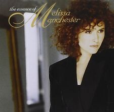 MELISSA MANCHESTER : ESSENCE OF MELISSA MANCHESTER (CD) sealed