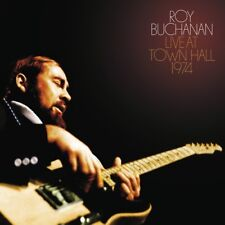 Roy Buchanan - Roy Buchanan: Live At Town Hall 1974 [New CD]