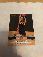 2009-10 Panini Basketball Rookie #357 Stephen Curry RC