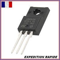 X2 PCS 13NM60N / STF13NM60N TRANSISTOR MOSFET N-CH 600V NEUF