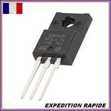 13NM60N / STF13NM60N TRANSISTOR MOSFET N-CH 600V NEUF