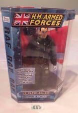 HM Forces RAF Fast Jet Pilot Action Figure British Forces Soldier LOT B553 NEW