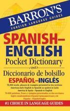 Barron's Spanish-English Pocket Dictionary / Diccionario de Bolsillo Espanol-Ing
