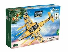 BanBao Fighter Toy Building Set, 150-Piece