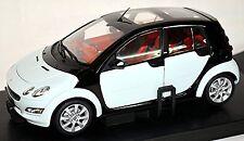 Smart Forfour W 454 Limousine 2004-06 weiß ice white 1:18
