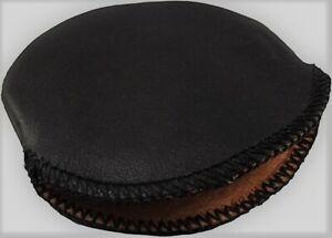 Lederbeutel, Hülle, Schutzhülle für Taschenuhr, Uhrtasche, 50, 60, 70 oder 80