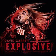 DAVID GARRETT - EXPLOSIVE  CD NEW+