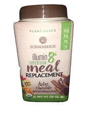 Illumin8 Organic PlantBased Superfood Meal Replacement, 1.76 lbs Aztec Chocolate