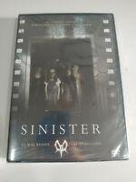 Sinister El Mal Reside al Otro Lado Ingles Español - DVD Nuevo