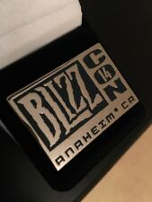*** BLIZZCON 2014 Logo Lapel Pin *** Blizzard Collectible World Of Warcraft WoW