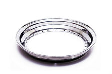 "15"" BBS RM RS 30 Bolt 2"" Aluminium Split Rim Outer Polished Wheel Dish Lips"