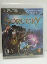 Sorcery PS3 Video Game Rated E 10+ New in Package