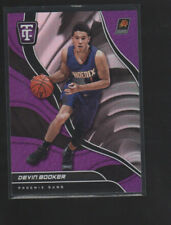DEVIN BOOKER 2017-18 PANINI TOTALLY CERTIFIED PURPLE PARALLEL #68