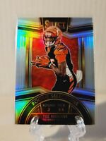 2020 Panini Select Tee Higgins Rookie Selections Silver Prizm RC Bengals SP