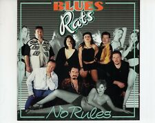 CD BLUES RATS	no rules	BELGIUM EX+ (A4108)