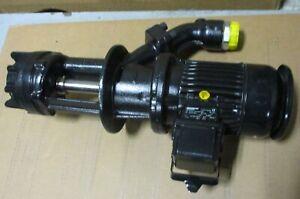 Brinkmann SAL601/230-MVXZ+388 Immersion Pump 400 L/Min, 0.92 kW, 3 Ph, 230/460 V