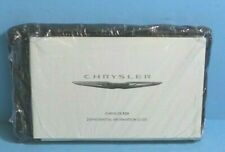 19 2019 Chrysler 300 owners manual/essential information guide BRAND NEW
