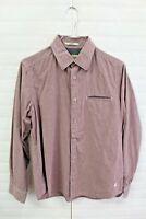 Camicia Marlboro Classics Uomo Shirt Chemise Man Taglia Size S