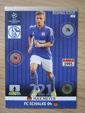Champions League 2014/15 Rising Star card Max Meyer of Schalke