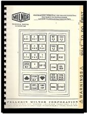 Milnor Commercial Washers Programming Manual For Mark Ii