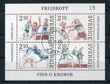 Svezia/Sweden  1986 bf 14 sport atletica usato