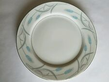 Vintage Valmont China Royal Wheat Dinner Plate Japan Made