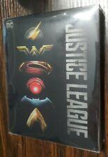 Justice League Best Buy Exclusive 4K UHD + Blu-ray SteelBook In Protector