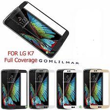 LG Tribute 5 K7 Escape 3 Full Edge Tempered Glass Screen Protector