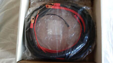 86-95 Ford Bronco Heavy Duty Battery Cable Set V8 Ssp New Made In The Usa