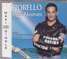 FIORELLO - mare nostrum CD single
