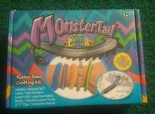 monster tail Rainbow loom Rubber Band crafting kit.