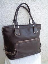 Superbe sac à main  LONGCHAMP Cuir TBEG Authentique &  vintage Bag A(4)