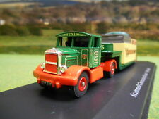 ATLAS CORGI SCAMMELL CONTRACTOR & LOWLOADER PAT COLLINS FUN FAIR 1/76 NEW