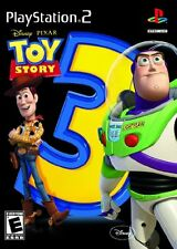 Toy Story 3 The Video Game  PlayStation 2 great game for kids girls and boys new