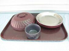 Turnbury Dinex Carlisle Base Lid Bowl Tray Platter Plate Dinner Set