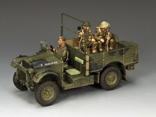 SGS-FoB008 Troop Transport by King & Country
