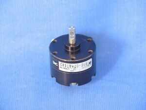 SMC CRB1BW-90S Rotary Actuator, 90 degree