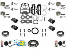 Johnson Evinrude 90 115 HP 60 Deg FICHT V4 Powerhead Gasket Piston Rebuild Kit